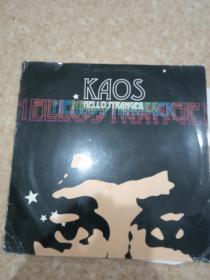 外文黑胶老唱片  唱片基本全新无划痕   双碟