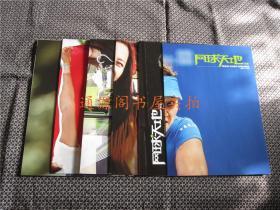 体育明星海报:李娜 5张合售(网球明星,规格尺寸52cm x 38cm)