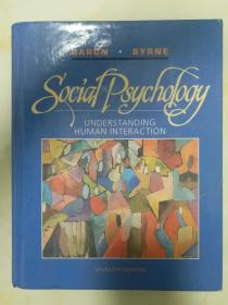 SOCIAL PSYCHOLOGY:Understanding Human Interaction(SEVENTH EDITION)