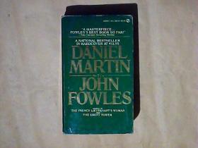 JOHN FOWLES DANIEL MARTIN(英文原版)
