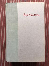 卡尔·桑德堡诗全集(精装,797页,1986年,私藏)