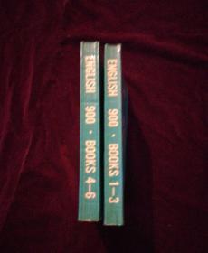 ENGLISH900,1-3、4-6