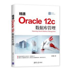 精通Oracle 12c数据库管理