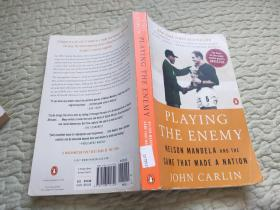 PLAYING THE ENEMY(英文原版