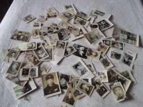 五十年代军人照片88张(大部分是海军)