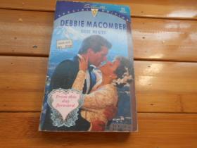 DEBBIE MACOMBER, BRIDE WANTED(黛比·麦康伯,《招新娘》
