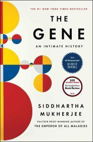 (进口英文原版)The Gene:An Intimate History 基因传