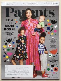 Parents 父母 2019年 3月 原版外文英文期刊