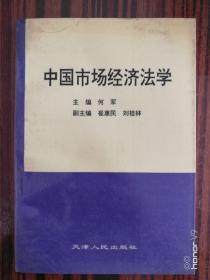 中国市场经济法学