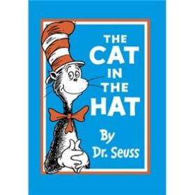 The Cat in the Hat. by Dr. Seuss戴高帽的猫