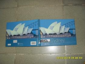 SYDNEY:a panoramic gift book(85品横大32开精装2010年版64页铜版纸彩印摄影画册悉尼:一本全景礼品书)45004