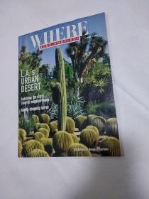 《WHERE~ LOS  ANGELES》