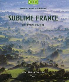 法国原版风景画册 SUBLIME FRANCE 高空俯瞰 摄影集 壮美法国