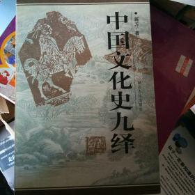 中国文化史九绎