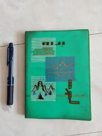 文革笔记本,1975年出版,多幅韶山珍贵历史图片,塑封。