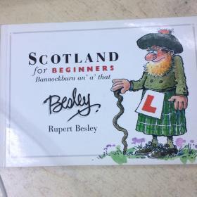 Scotland for beginner