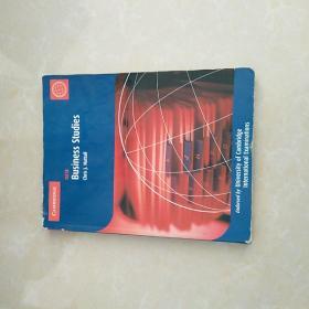 英文原版 Cambridge IGCSE Business Studies ---Chris J.Nuttall 全彩印