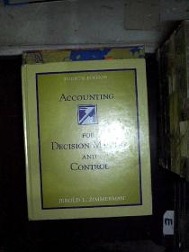 ACCOUNTING FOR DECISION MAKING AND CONTROL.