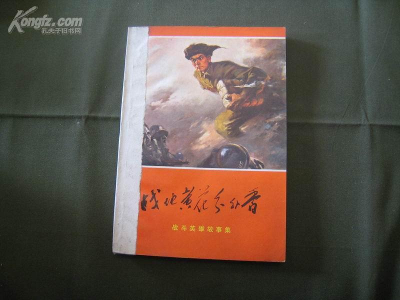 P8628  战地黄花分外香·战斗英雄故事集·彩色插图本