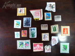 德、日、美、英、荷、澳大利亚  信销邮票1000枚