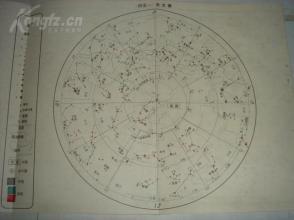 天文图。(A3)168
