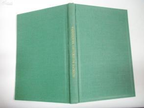 民国外文原版 1934年 LECTURES ON MATRICES 16开精装本 私人收藏品相较好
