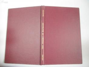 民国外文原版 1946年 THE THEORY OF MATRICES 16开精装本 私人收藏品相较好