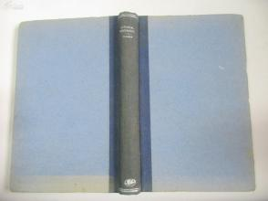 民国外文原版 1935年 AN ELEMENTARY TREATISE ON ACTUARIAL MATHEMATICS 16开精装本 私人收藏品相较好