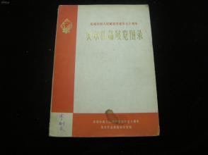 庆祝中国人民解放军建军五十周年--美术作品展览图录,
