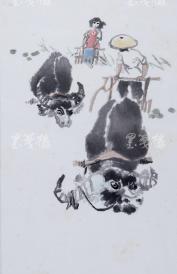 1962骞存�典�杞╁�虹��缁��� 瀛�濉�浣����ユ��妯�濉���绮惧�舵�ㄧ��姘村�颁�骞�锛�灏哄�革�31*21cm锛� HXTX108282