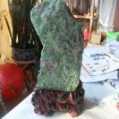 天然红绿宝石11斤5两