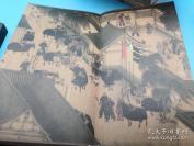 十册古代绘画合拍《胡笳十八拍》长10米《鹊华秋色图》6米长、《赤壁图》近7米长、《历代帝王图》5.3米、《茂林远岫图》另附瑞鹤图、《晋文公复国图》8米长、《江行初雪图》另附渔舟唱晚图 江山小景图、三幅展开近10米、《十六罗汉图》长五米《女史箴图》3.8米、《溪山鱼隐图》影印版 蝴蝶装 16开、每一个