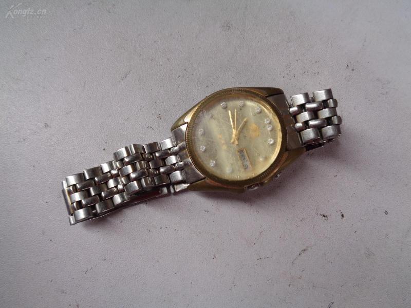 老手表一块,品如图。