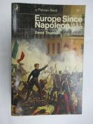 Europe Since Napoleon