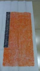 拓片北魏摩崖石刻,最早的男相观音,留有题跋余地,经名人题跋的一幅在荣宝斋已经8800拍出
