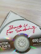 CD----TDK录制外国名曲