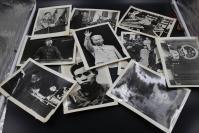 3095刘少奇青年时代的照片集 镜框中揭下来的 如图 共计10张