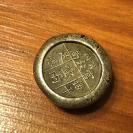 美国回流,《贵州官钱局,估平,壹两足银》