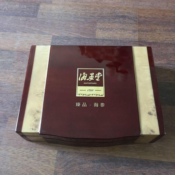 非常漂亮的一個盒子