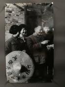 发扬井冈山革命精神,毛主席旧居前讲革命传统40厘米大幅展览照片