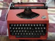 老式复古打字机