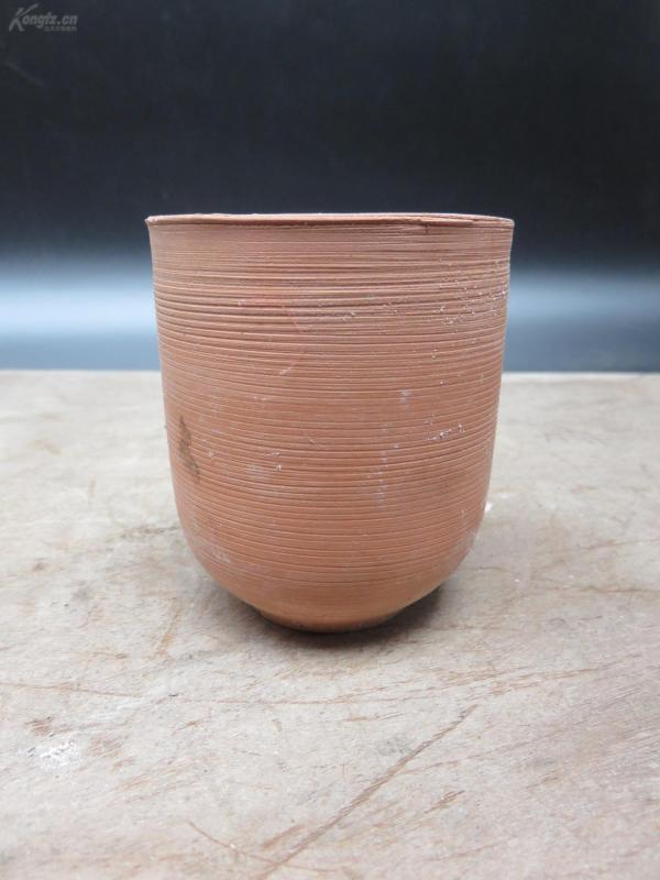 精美手工作陶瓷小花盆19072012
