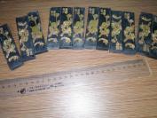 铁斋翁墨块10个 不错,日本回流,。不错。 年代自己看,有些年头了. 最聚17   库111