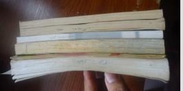 760文学书特拍——张小娴作品共5本