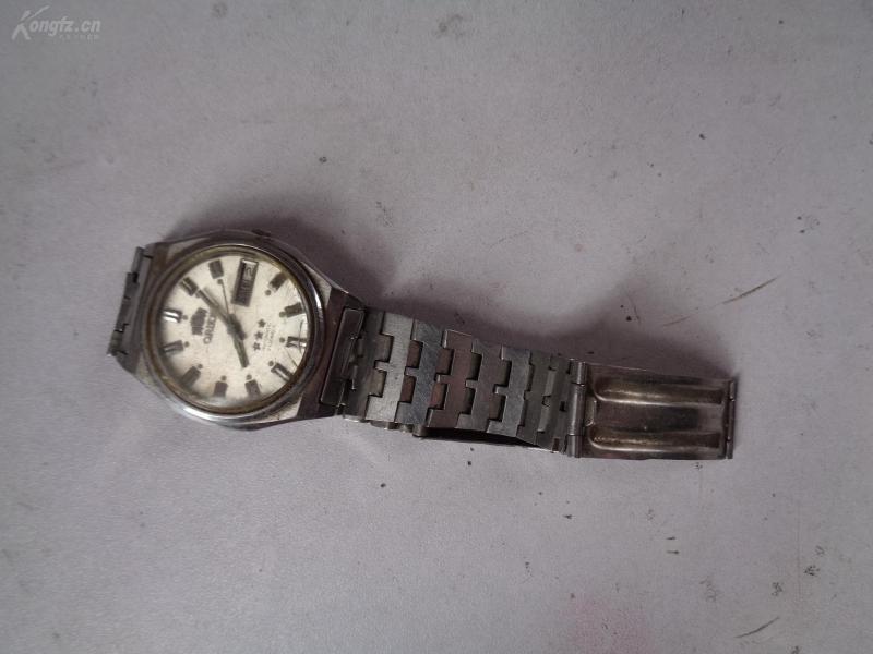 70年代手表一只,品如图。