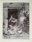 1878年木刻《早上好》(good morning)---選自當年藝術日志--紙張32*24厘米