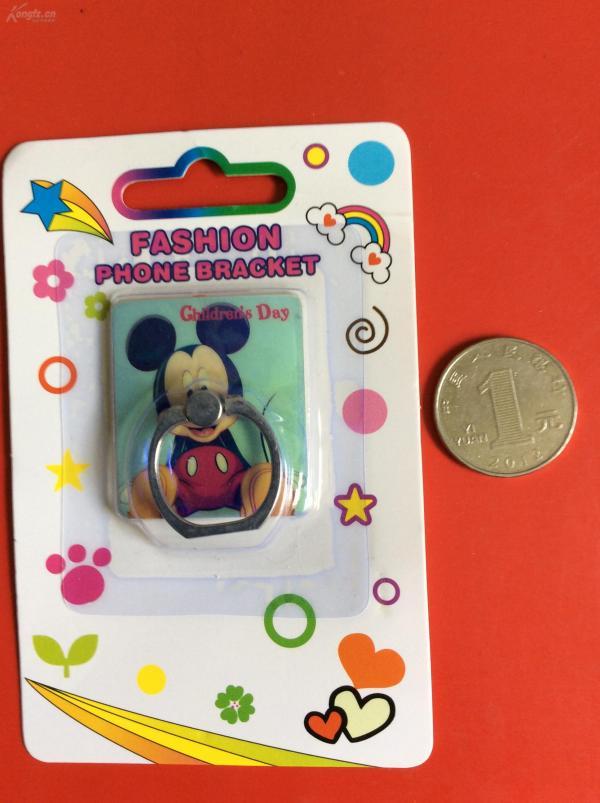 動漫卡通手機扣 —— 《米老鼠》