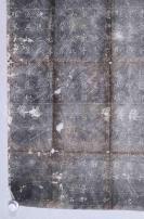 【少见原石手拓】9903自然旧,有折痕虫蛀,图片拍的认真仔细,瑕疵可能有描述不到之处,详请见图。 详细描述:旧拓 康熙五十九年 《孟子碑亭》一张(内容完整,尺寸:170*69cm,拓印清晰)