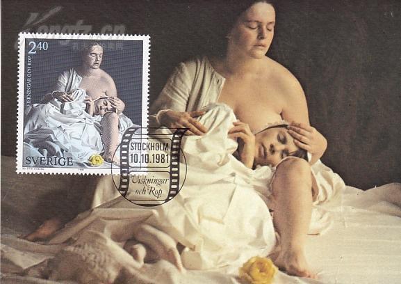 【外国邮品 瑞典1981年邮票瑞典电影史 散票 极限片 】