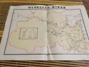 陕甘宁青古代长城,关口要道图